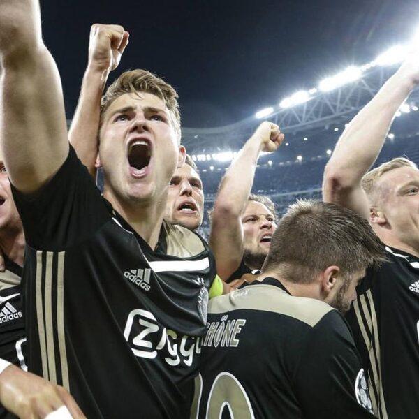 Imponerend Ajax na 22 jaar weer in halve finales Champions League