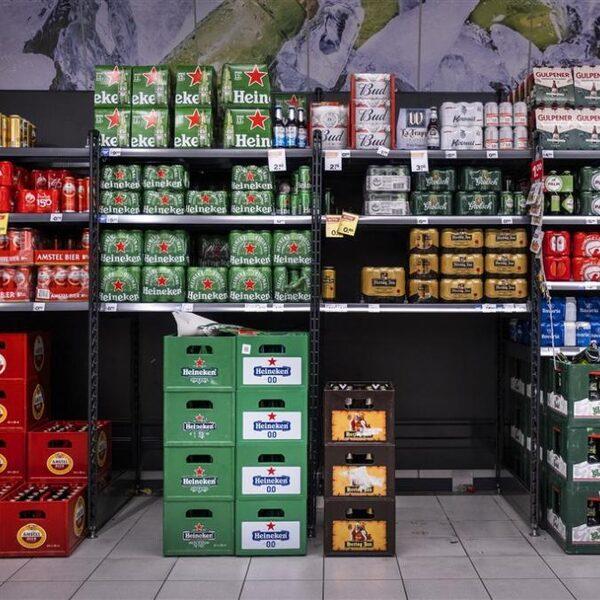 Podcast De Dag: Zorgen over agressie in supermarkten door alcoholklok