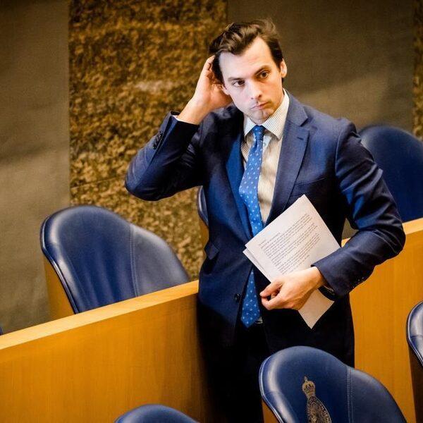 Thierry Baudet wilde Nederland uit de NAVO