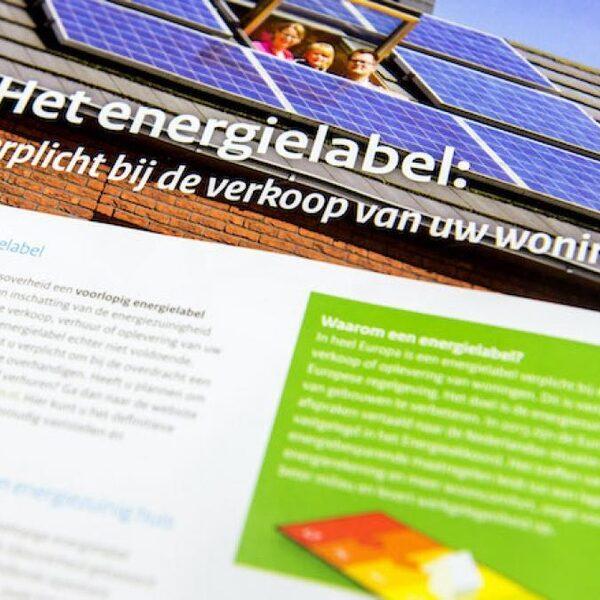 Nieuw energielabel per 2021: 'Veel duurder, maar niks extra's'