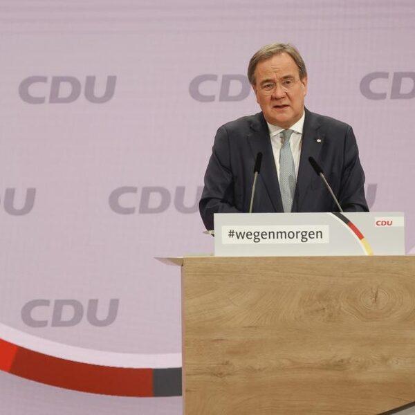 Armin Laschet is de nieuwe CDU-leider, maar hij wordt niet per se bondskanselier