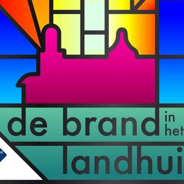 Luister nu de podcast 'De Brand in het Landhuis'
