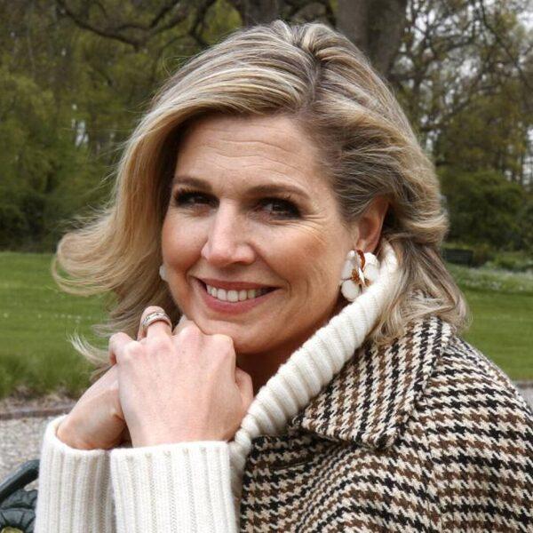 Koningin Máxima viert vijftigste verjaardag