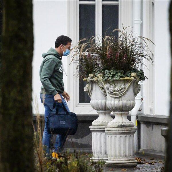 Podcast De Dag: over de spanningen in Ruttes coronateam
