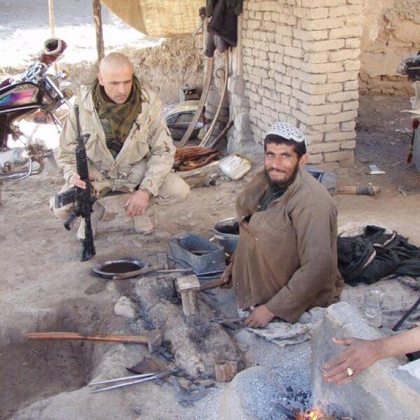 Nikko Norte: 'We creëerden onze eigen vijand in Afghanistan'