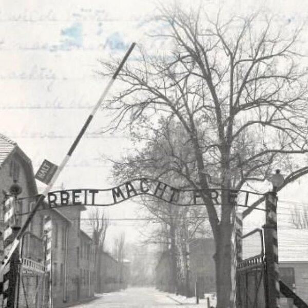 Melcher de Wind: 'Dit boek was zijn reden om Auschwitz te overleven'