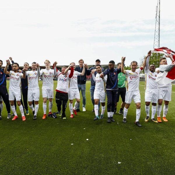 Zware tijden voor voetbalclubs zoals Telstar