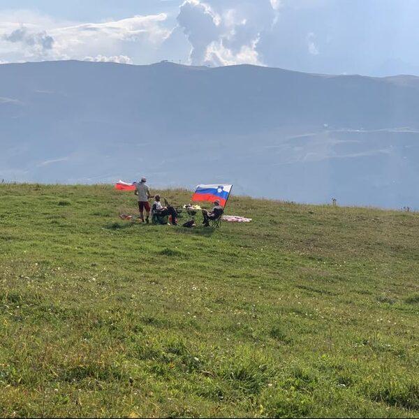 De Slovenen hebben massaal de Tour ontdekt