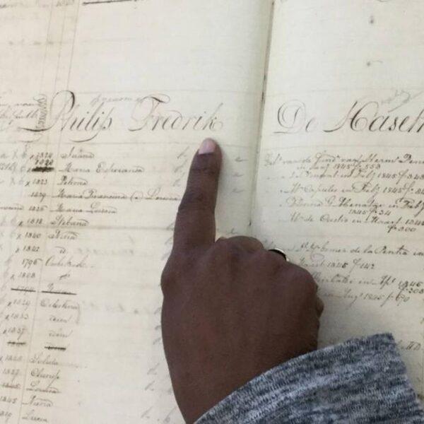 'Er gaan zo veel deuren open', slavenregisters Curaçao online