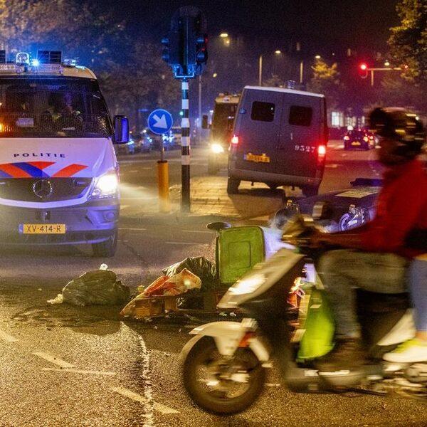 Rellen in Den Haag: 'De wijk accepteert niet dat de boel wordt gesloopt'