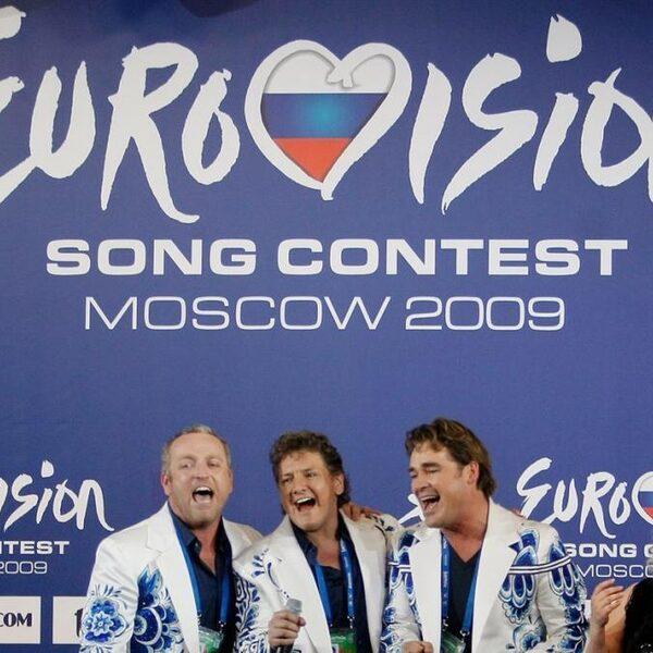 Songfestival is geschiedenisboek van Europa