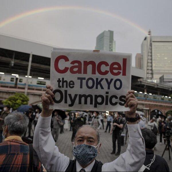 Japanners huiverig voor Olympische Spelen: 'Je zou eigenlijk een afweging moeten maken per sport'