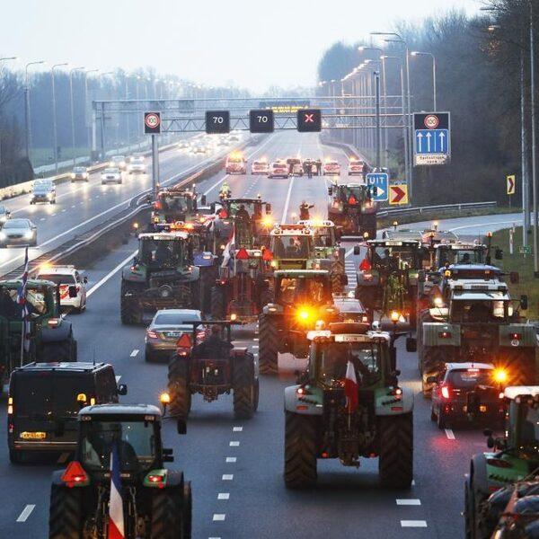 Boerenprotest: 'Men plaatst zich buiten de werkelijkheid'