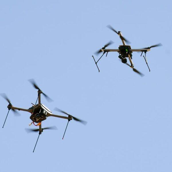 'Binnen 5 á 10 jaar miljoenen drones in ons luchtruim'