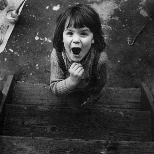 Naakt rondlopen op de crèche, in de jaren '60 mocht het gewoon