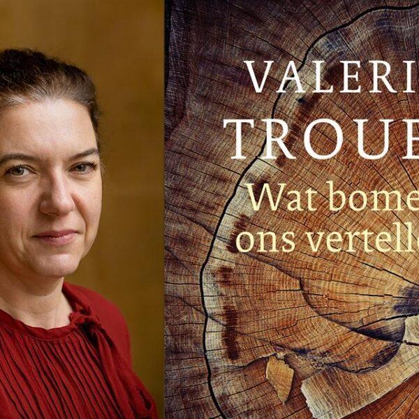 Natuurboek 'Wat bomen ons vertellen' wint de Jan Wolkers Prijs 2020