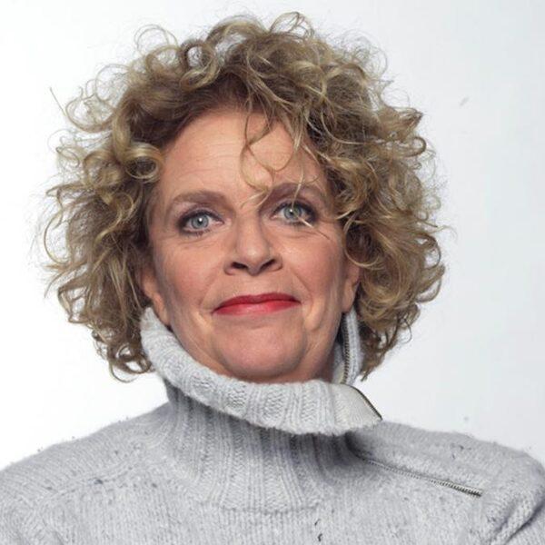 Brigitte Kaandorp: 'Optreden is ook gewoon werk'