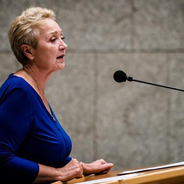 Van Brenk (50PLUS) stopt als Liane den Haan lijsttrekker wordt
