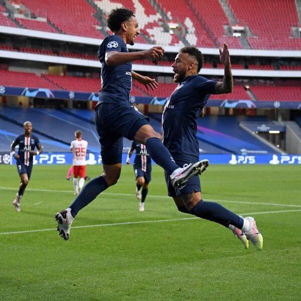 PSG flitst langs Leipzig en is Champions League-finalist