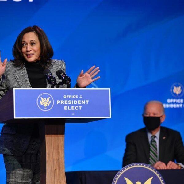 Podcast De Dag: de vrouwen met wie Joe Biden zich omringt