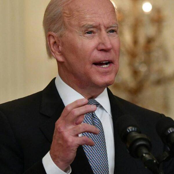 Biden steunt staakt-het-vuren Israël en Palestijnse gebieden