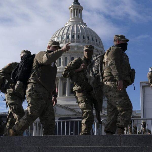Gespannen sfeer in VS voor inauguratie Biden, maar onrust blijft voorlopig uit