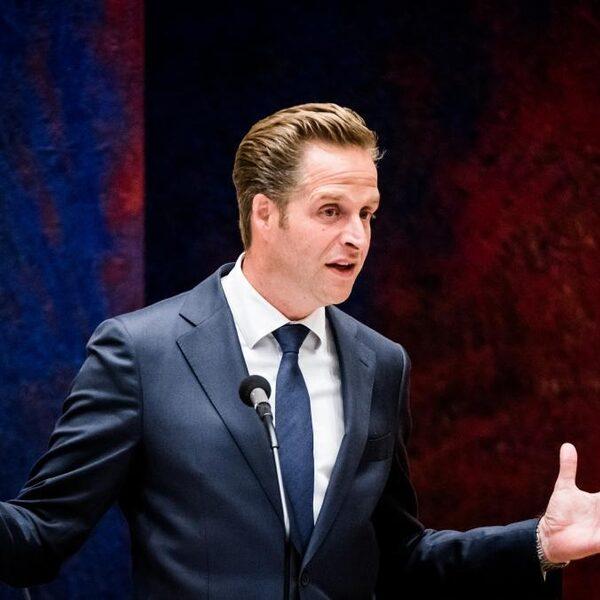 Hugo de Jonge meldt zich: 'ik wil lijsttrekker van het CDA zijn'