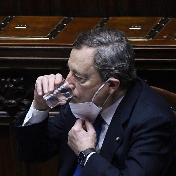 Podcast De Dag: heel Italië vertrouwt op 'Supermario' Draghi