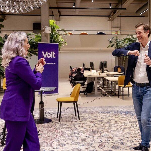'Volt en VVD hebben de beste campagne gevoerd'