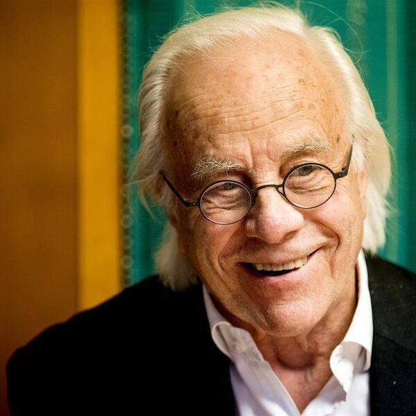 Acteur Bram van der Vlugt (86) overleden