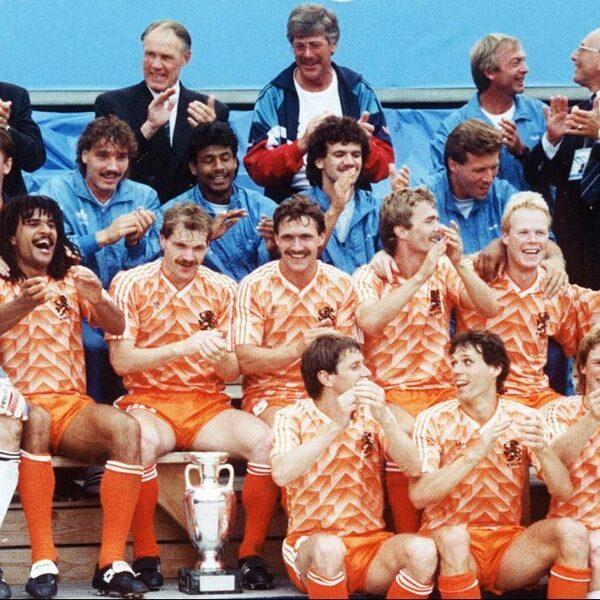 Met de EK Voetbalpodcast terug in de historie: van 1988 tot 2021