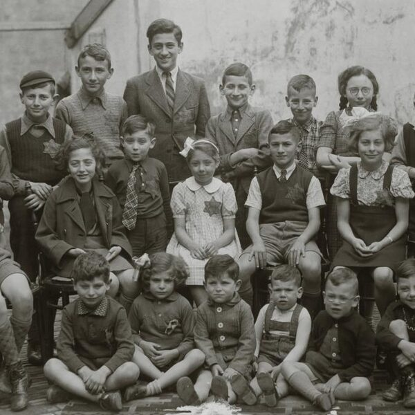 Foto's van de Holocaust