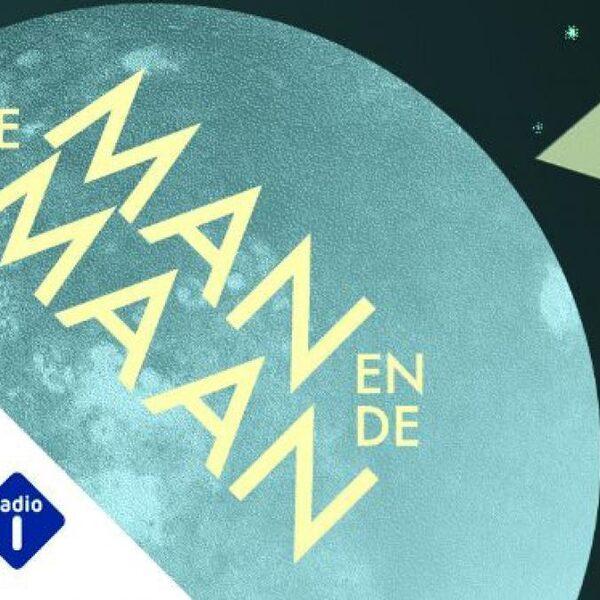 Nieuwe podcast De Man en de Maan: Nederlandse sterrenkundige naar de achterkant van de maan