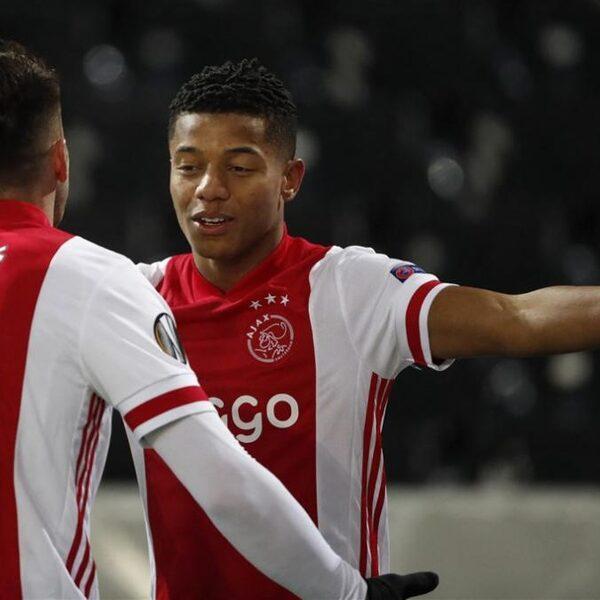 Ajax wint ook in Zwitserland en bereikt kwartfinale Europa League