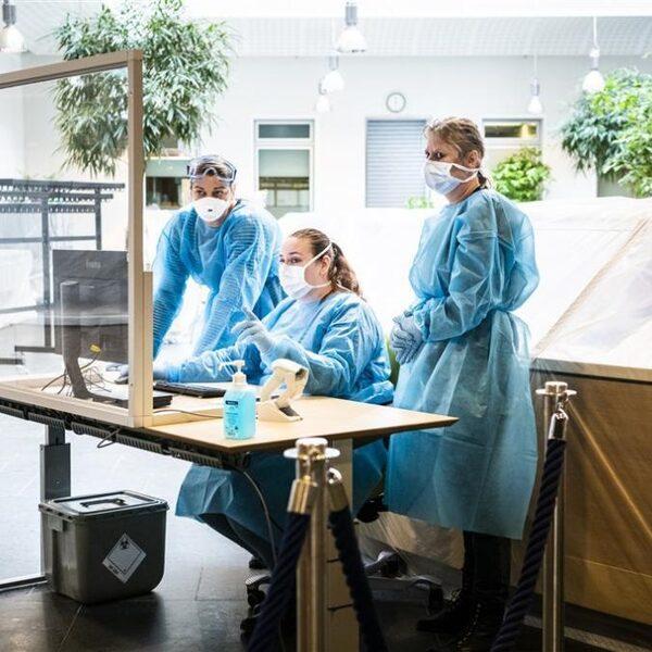Voorzitter crisisteam Brabant: 'Komende week kunnen we de zorg waarschijnlijk niet meer aan'