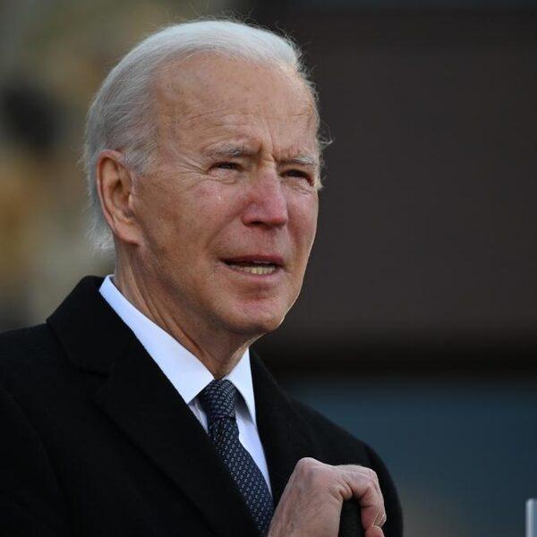 Joe Biden beëdigd als 46ste president van de VS
