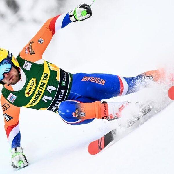 Alpineskiër Meiners baalt van wereldbekerwedstrijd: 'Ontzettend zuur'