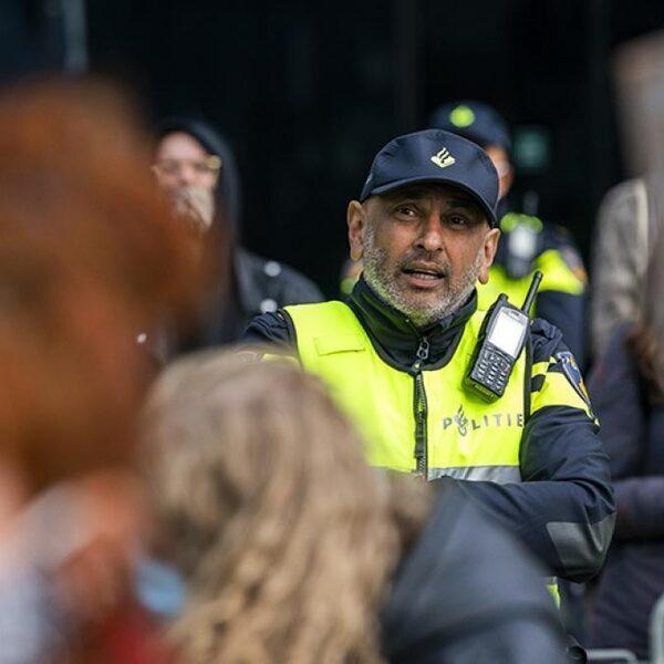Politiechef Sitalsing: 'Meer agenten met Marokkaanse achtergrond nodig'