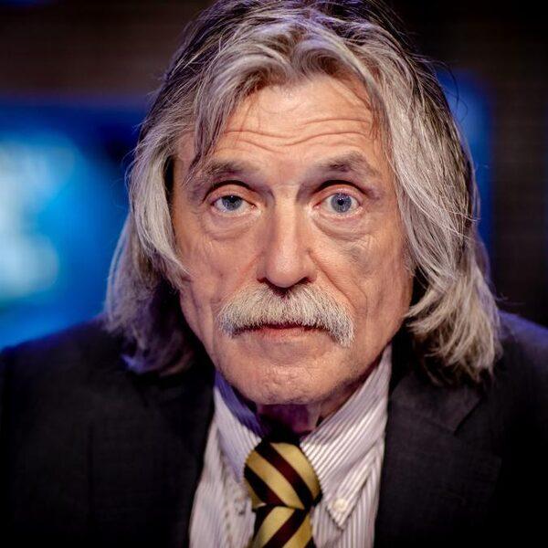 'Johan Derksen zorgt voor opluchting in totaal verkrampt debat'
