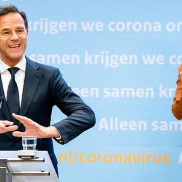 Dinsdagavond nieuwe persconferentie van Rutte: worden de maatregelen versoepeld?