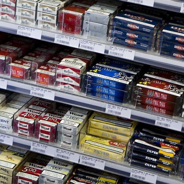 Stand.nl: Een verkoopverbod van sigaretten bij supermarkten en benzinepompen gaat te ver