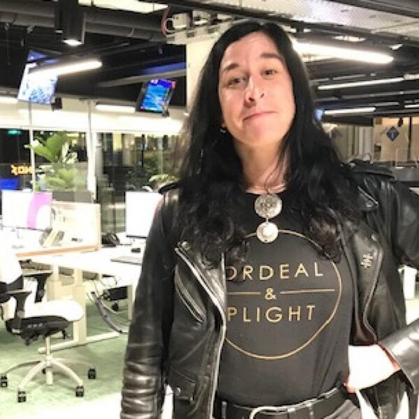 Ryanne van Dorst: 'Ik zou wel zelfvoorzienend willen leven'