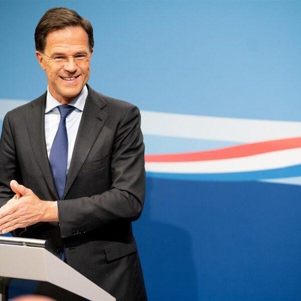 Liveblog: Rutte: 'We moeten aan het werk om meerderheid te halen'