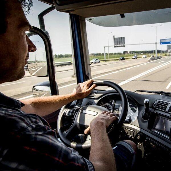 Wat is de toekomst van de vrachtwagenchauffeur?