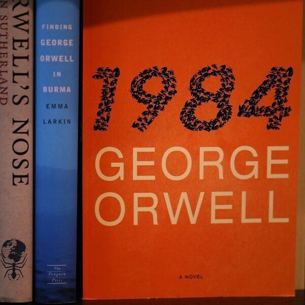 '1984' van George Orwell is actueler dan ooit