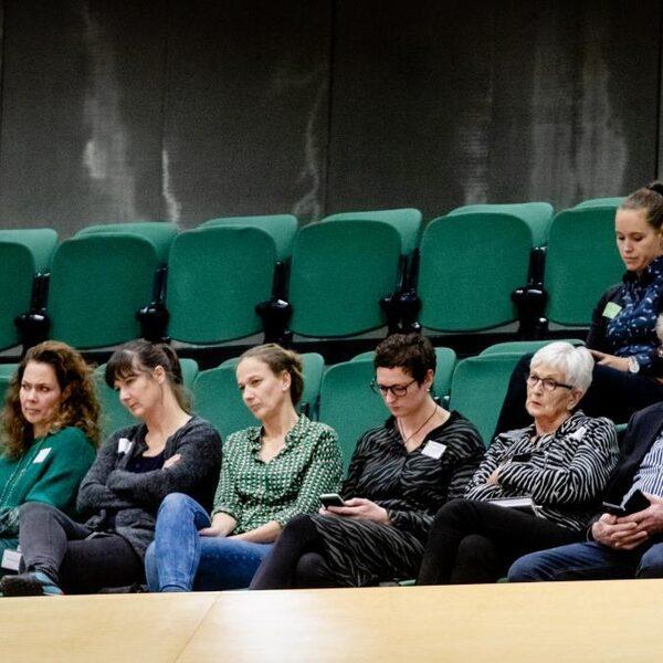 Eveline van Rijswijk: 'Ik vind het goed dat er wat meer politiek theater is'