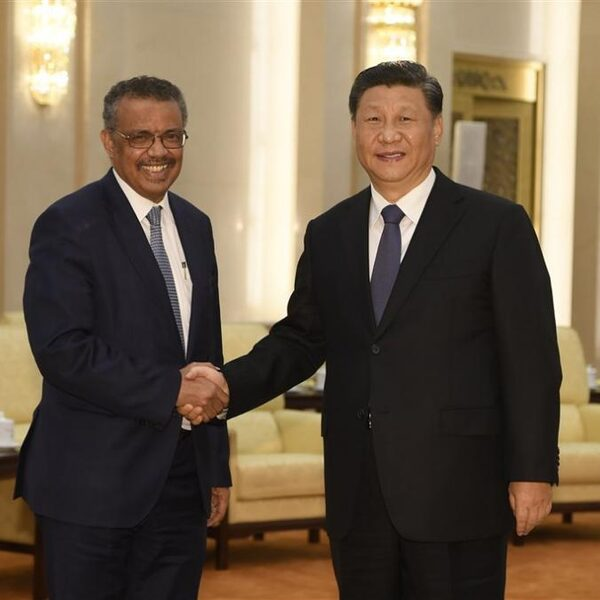 Podcast De Dag: Waarom de WHO China te vriend wil houden