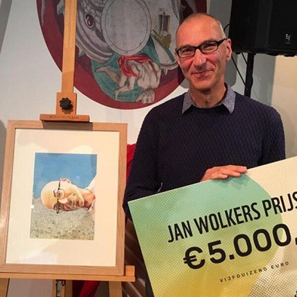Menno Schilthuizen wint Jan Wolkers Prijs 2018