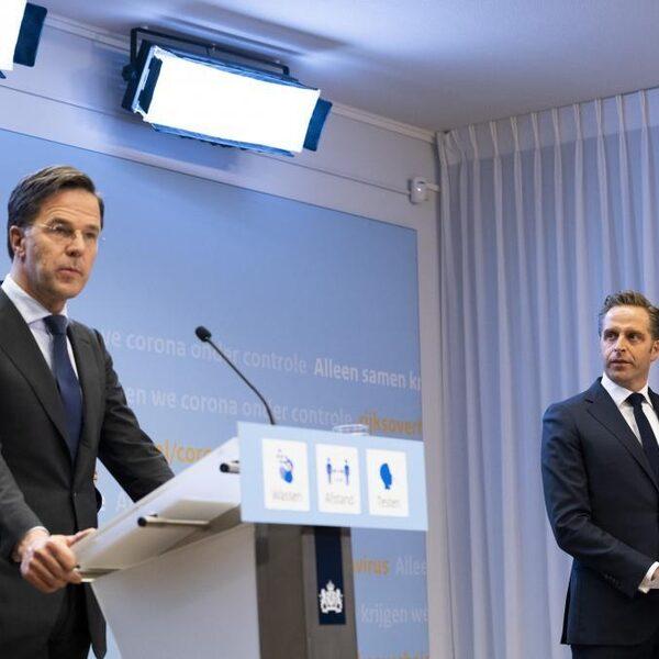 'Overheidscommunicatie versoepelingen laat te wensen over'