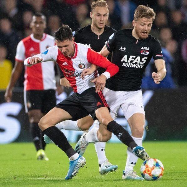 Volg de topper tussen Feyenoord en AZ live op NPO Radio 1